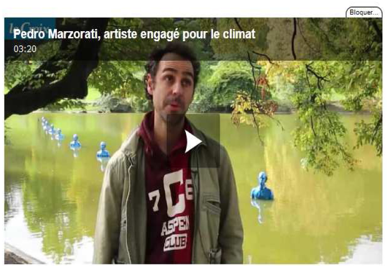 Web reportage «La Croix»