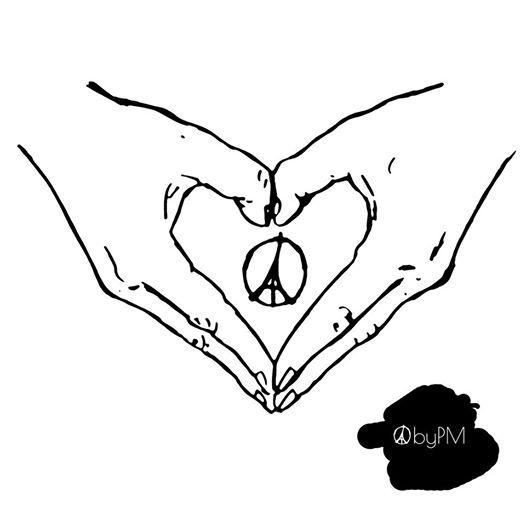 Ma pensée pour les victimes de Paris