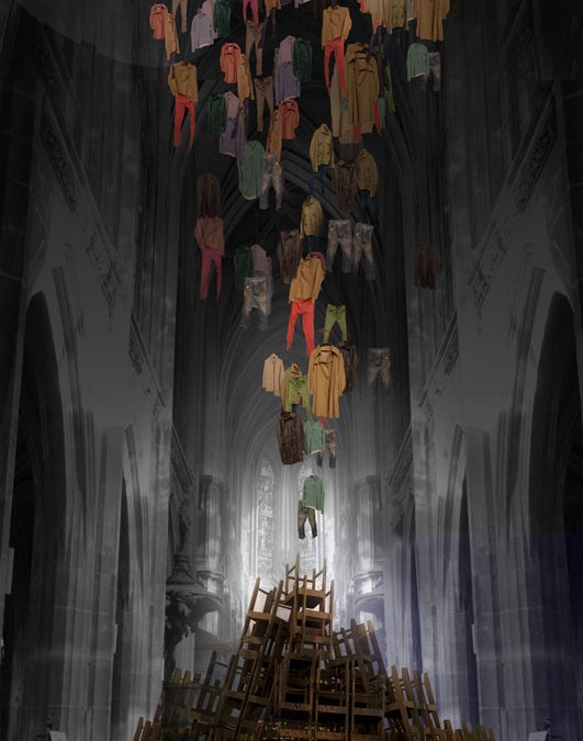 Nuit Blanche 2016 à Saint Merry