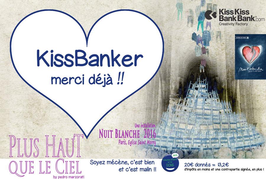 Collecte KissKissBankBank