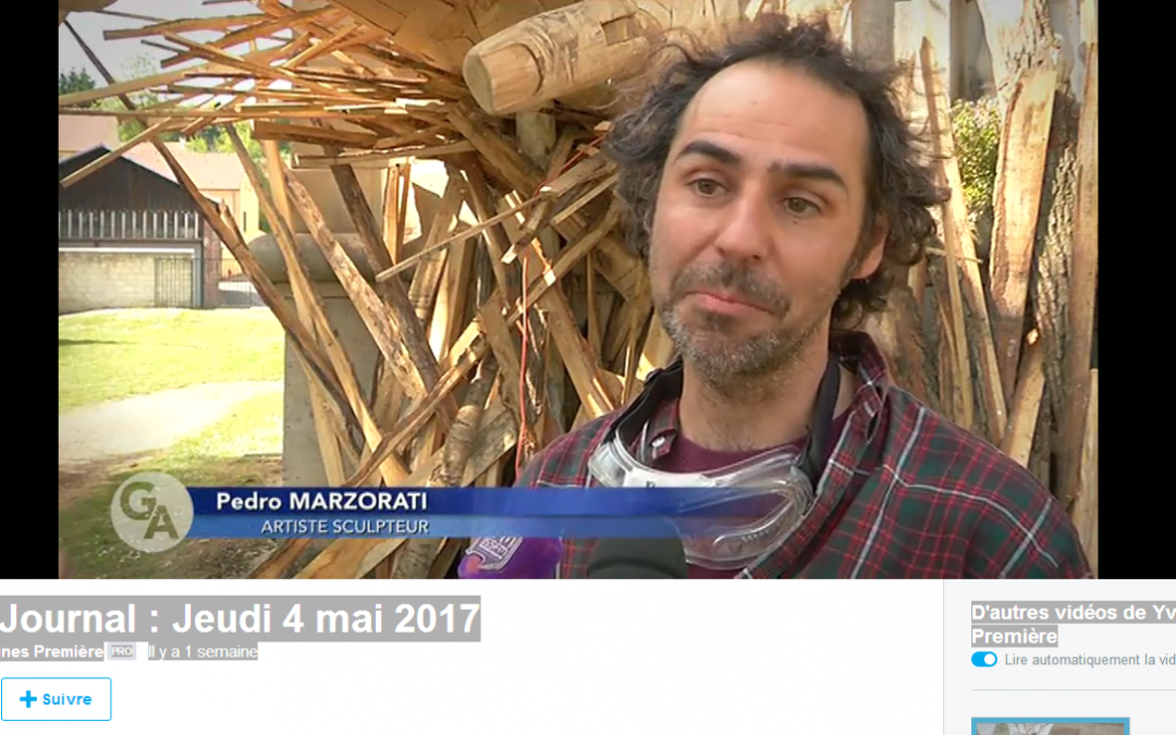 Reportage vidéo Yvelines Première
