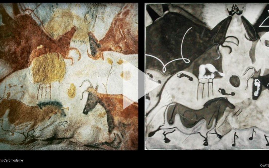 «36 000 ans d'art moderne, de Chauvet à Picasso»